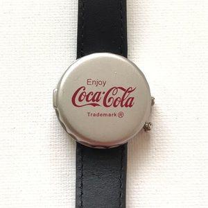 Vintage 1999 Hidden Coca-Cola Watch